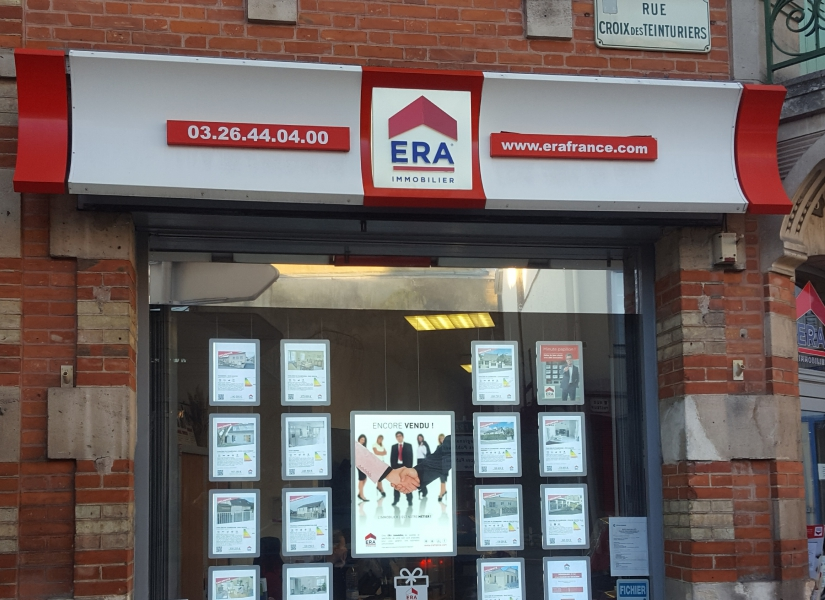 ERA ENZO IMMOBILIER - CHALONS EN CHAMPAGNE